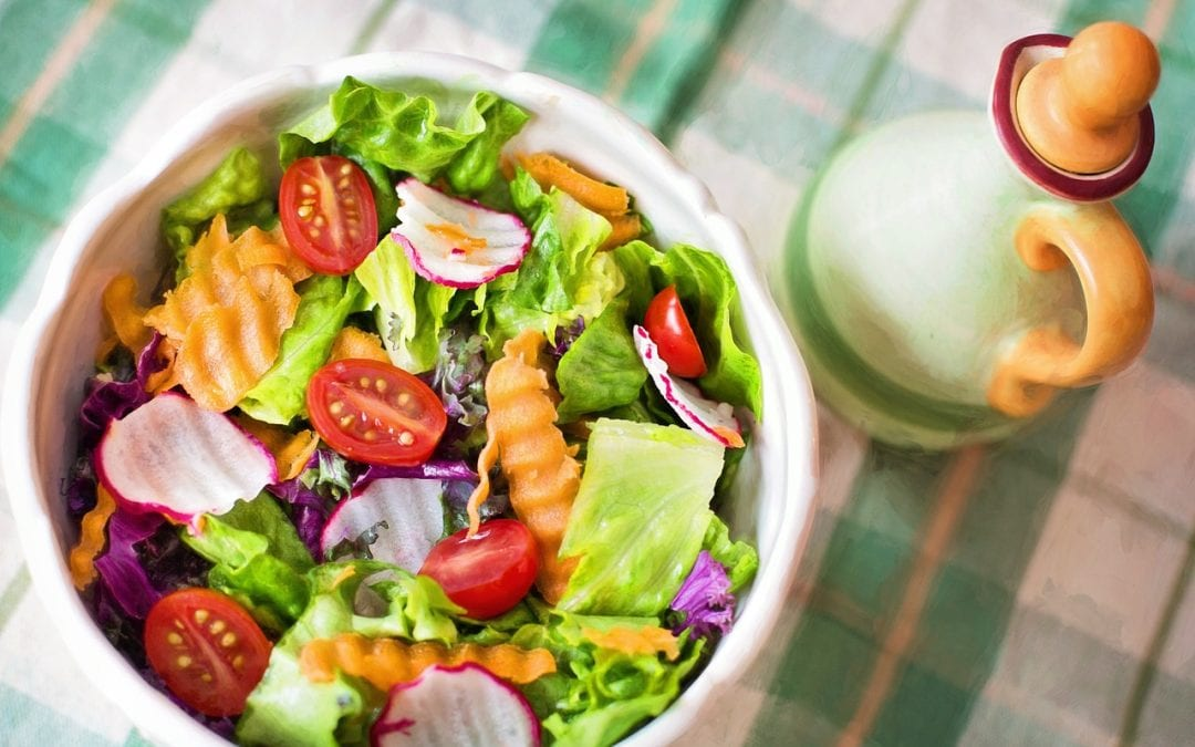 Eat to Reduce Androgens